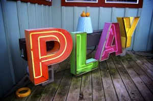 Play in Public Speaking