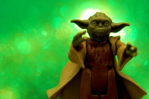 Blog or blog not. There is no try.