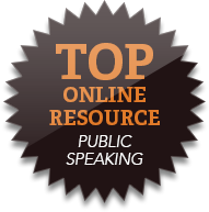 Public speaking coaching