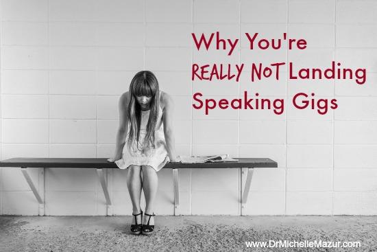 Landing Speaking Gigs