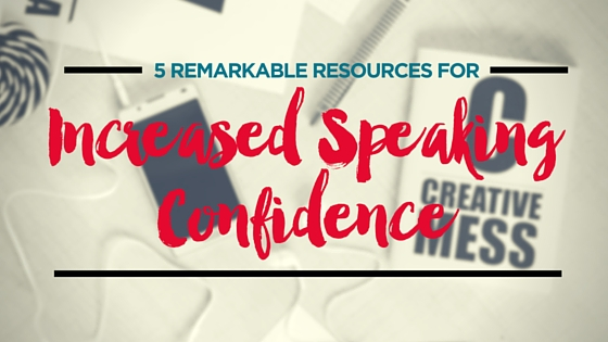 Speaking Confidence