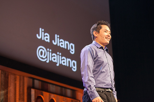Jian Jian on rejection at the World Domination Summit