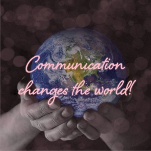 Communication changes the world