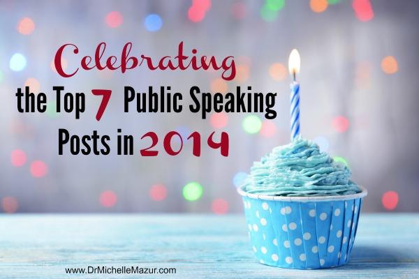 Top 7 Public Speaking posts