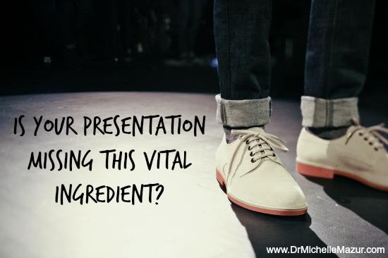 Presentation Missing