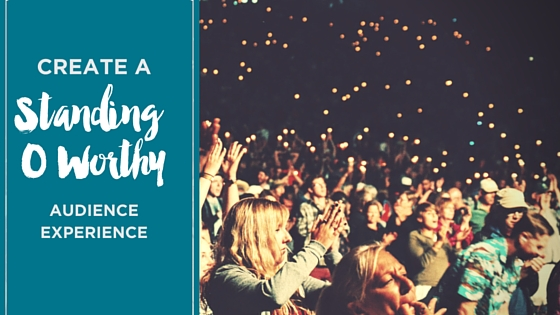 How to Create a Standing O worthy Audience-centered Speech