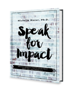 Get the toolkit that goes with the book Speak for Impact